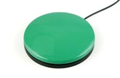 Big Buddy Button (green)