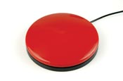 Big Buddy Button (red)