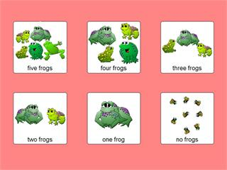 SoftTouch Classic 1: Five Frogs Plus Overlays