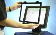 "Magic Touch Screen for Macintosh (OS9-10) 17"" Monitor"