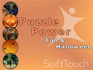 Puzzle Power - Fall & Halloween