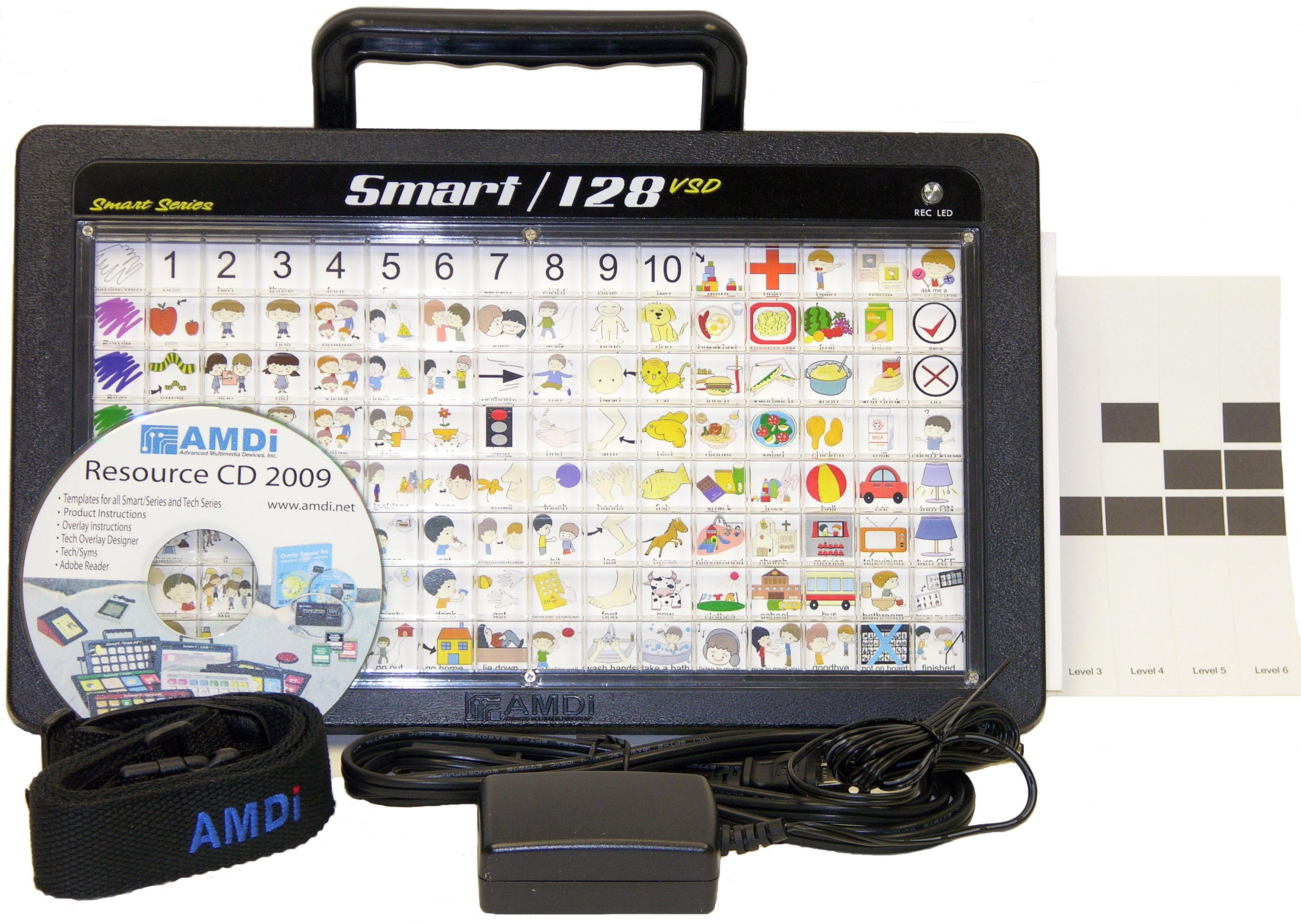 Smart/128x6 with Overlay Designer Pro