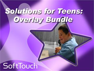 Solutions for Teens Overlay Bundle (5 Overlays)
