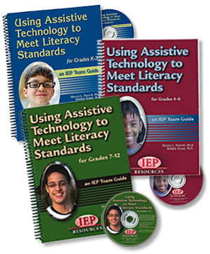 Using Assistive Technology Solutions to Meet Literacy Standards