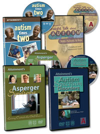 All About Autism DVD's
