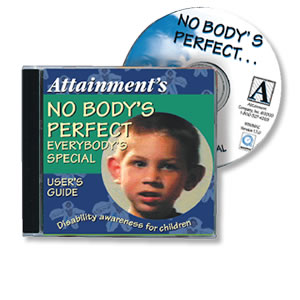 No Body's Perfect CD