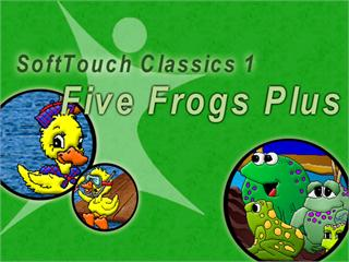 SoftTouch Classics 1: Five Frogs