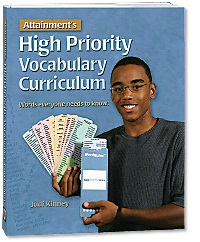High Priority Vocabulary Curriculum