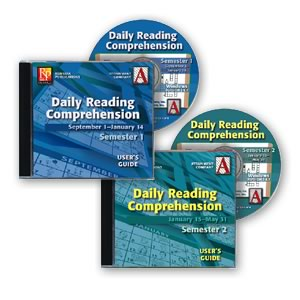 Daily Reading Comprehension Software