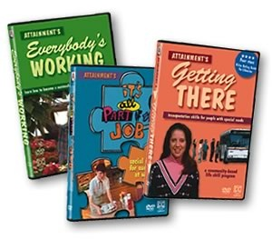 School to Work Video DVD's