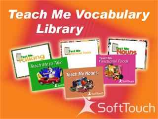 Teach Me Vocabulary Library